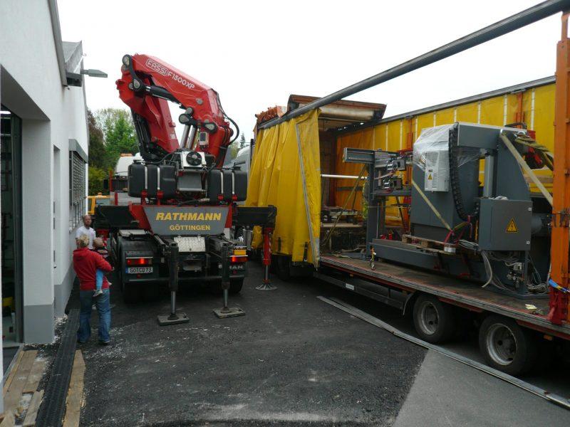 Rathmann Maschinenumzuege 00025